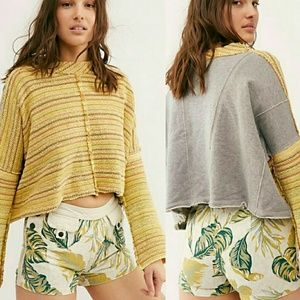 NWT Free People Catalina Pullover
